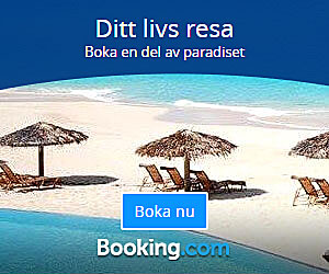 Boka hotell på Booking.com .